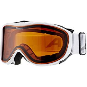 Alpina Challenge 2.0 Doubleflex S2 Lunettes de protection, white